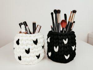 Crochet Small Basket