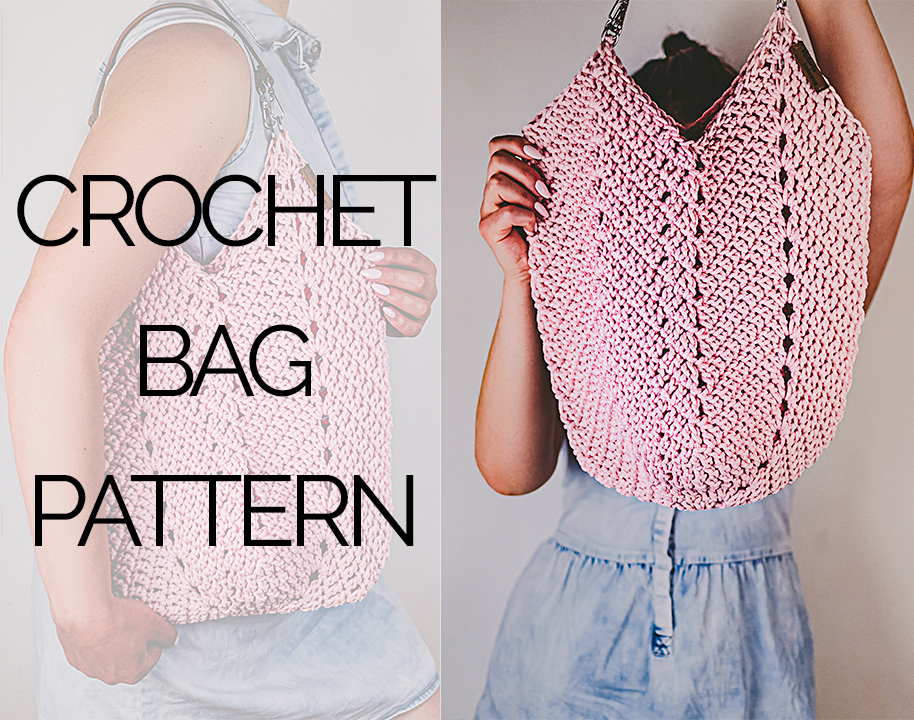 Crochet Tulip Bag Pattern