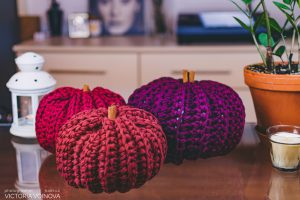Crochet Fall Decorations