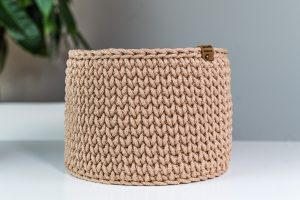 How To Crochet Baskets