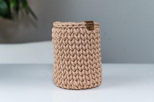 Crochet Baskets Pattern