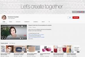 Crochet Youtube